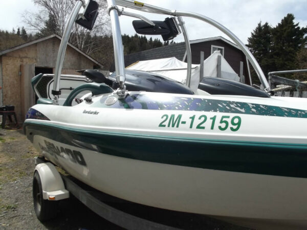 Used 1999 Sea Doo/BRP 1800 Challenger