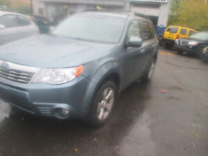 2010 Subaru Forester X Touring  SAFETY+ E TEST + 1 YEAR WARRANTY