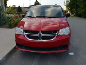 Dodge Grand Caravan Adapté