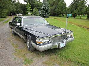 Cadillac Brougham D'elegance for sale