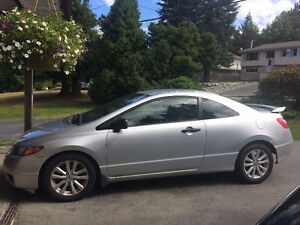 2007 Honda Civic Coupe *Great Condition*
