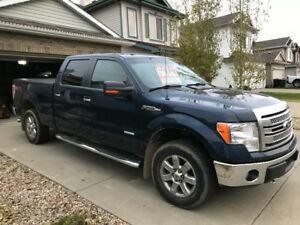 2013 Ford F-150 Supercrew 4x4 XLT XTR