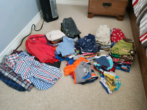 Mixed lot of boy clothes size 2-3t