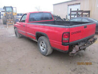 JUST IN FOR PARTS! 1994 DODGE RAM @ PICNSAVE WOODSTOCK!