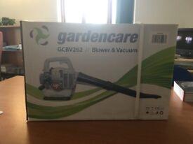 Gardencare blower & vacuum