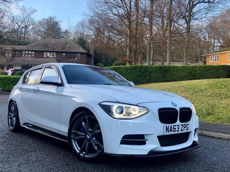 2014 63 Bmw M1 M135i Auto 5dr Hatch White Full M Performance Pack In High Wycombe Buckinghamshire Gumtree