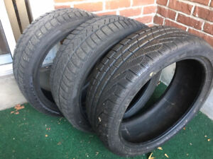 Tires for BMW 435