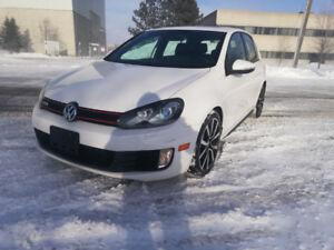 2012 Volkswagen GTI manual, Certified plus 1 year free warranty
