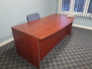 Urgent - Office Desks and Chairs