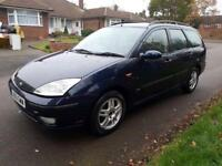 Ford Focus 1.6i 16v 2001.25MY LX