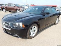 2013 Dodge Charger SE  V6, 3.6L, Automatic, Accident Free