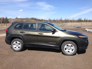 2015 Jeep Cherokee Sport: V6, Cold Weather & Tow Pkgs