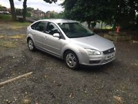 06 Ford FOCUS 1.8 GHIA TDCI 10 MONTHS MOT MAY PX OR SWAP