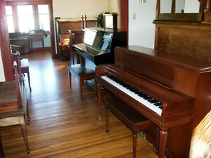 "Visit the ""Used Piano Un-Store""--Over 15 to chose from !!!"