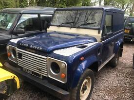1991 Land Rover Defender 90 200tdi, Project