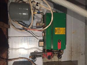 2 Systèmes  chauffages à l'eau pour glycol en Excellente condit.
