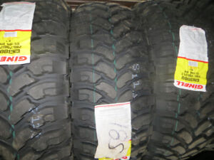 4 NEW LT285/70R17 GN3000 ON OFF RD SEVERE SNOW RATED $904.00