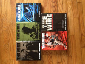 The Wire DVD Collection