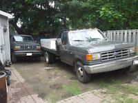 1988 FORD F-350 DUALLY STAKE BED FOR SALE - $2000 OBO - Part Out