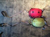 Little life toddler rein backpack