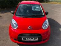 CITROEN C1 1.0i VTR £19 WEEK NO DEPOSIT FSH GREAT 1ST CAR £20 TAX 3DR HATCH 2010