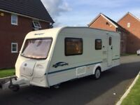 Bailey Ranger 4 Berth Caravan