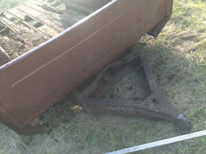 Truck box trailer. Chev Edmonton Edmonton Area image 6