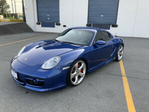 2006 Porsche Cayman S w/ Techart Add-ons