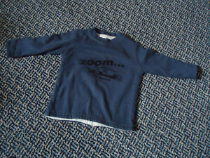 Boys Size 12 Months Lined Long Sleeve T-Shirt