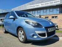 2010 Renault Scenic 1.5 dCi Dynamique TomTom 5dr MPV Diesel Manual