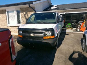2012 Chevy express 1500