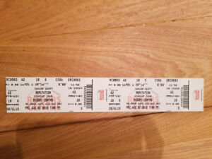 Taylor Swift Tickets. Friday August 3rd.