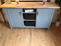 Gorgeous rustic sideboard