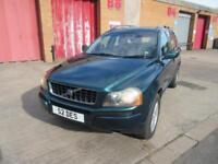 2004 Volvo XC90 2.9 AWD Geartronic T6 S Estate Automatic in Green