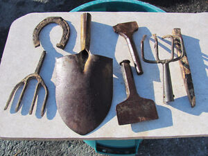 Mixed bag of Outdoor tools