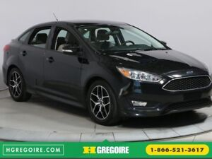 2015 Ford Focus SE AUTO AC GR ELECT MAGS BLUETOOTH