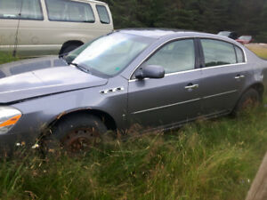 2007 Buick Lucerne 3.8 For Parts