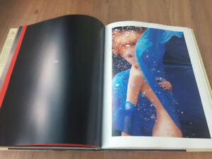 "Livre de photographie artistique ""Pool Light"" artistic book"
