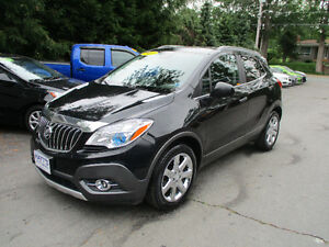2013 Buick Encore awd Top of the Line!