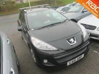 2011 Peugeot 207 SW 1.6HDi 92 DPF EU5 Active Diesel black Manual