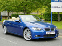 2009 BMW 3 Series 3.0 335i M Sport DCT 2dr WITH MEGA SPEC+FSH!+MUST SEE