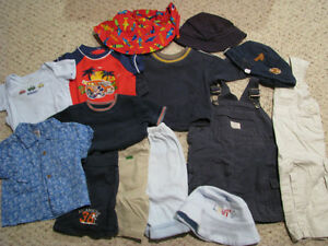 Boys Summer/Spring /Fall  BIG lot -Size 3-12months- REDUCED