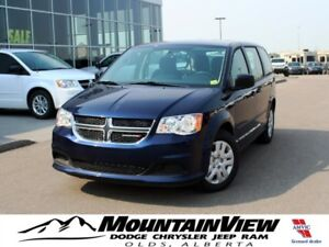 2017 Dodge Grand Caravan Mountain View Exclusive Package