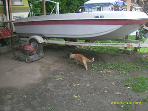Boat and trailer Oakville / Halton Region Toronto (GTA) image 1