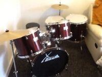 Excellent drum kit