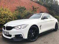 2015 BMW 4 Series 2.0 420d M Sport Auto 2dr