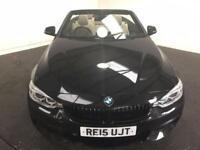 2015 15 BMW 4 SERIES 3.0 435D XDRIVE M SPORT 2D AUTO 309 BHP DIESEL