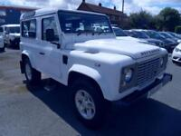 Land Rover 90 Defender 2.2TD 2015MY County Station Wagon, 4 Seats