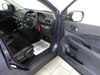 Blue Honda CR-V 2.0 i-VTEC 4X4 SR ***FROM £234 PER MONTH***