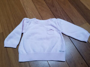 Girls Mexx Sweater 6 - 9 mths